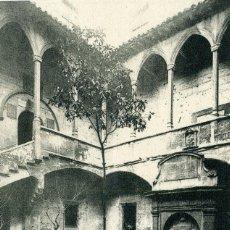 Postales: LERIDA - FRAGMENTO DEL CLAUSTRO. Lote 192178620