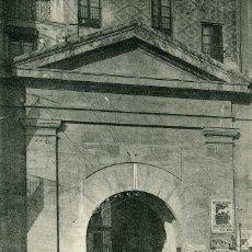 Postales: LERIDA - ARCO MONUMENTAL DE ENTRADA A LA CIUDAD. Lote 192180210