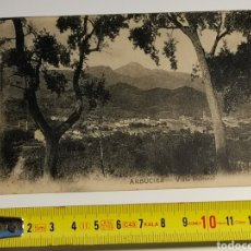 Postales: POSTAL DE ARBÚCIES VISTA GENERAL CIRCULADA EN 1925. Lote 192190352