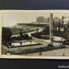Postales: TARRAGONA-GLORIETA DE LOS CAIDOS-ARCHIVO ROISIN-FOTO PEGADA-POSTAL PROTOTIPO-VER FOTOS-(67.139). Lote 192834283