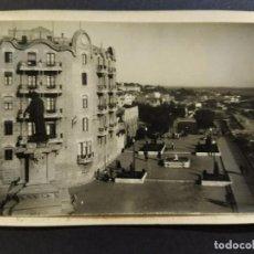 Postales: TARRAGONA-PASEO CALVO SOTELO-ARCHIVO ROISIN-FOTO PEGADA-POSTAL PROTOTIPO-VER FOTOS-(67.141). Lote 192834361