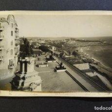 Postales: TARRAGONA-BALCON DEL MEDITERRANEO-ARCHIVO ROISIN-FOTO PEGADA-POSTAL PROTOTIPO-VER FOTOS-(67.142). Lote 192834465