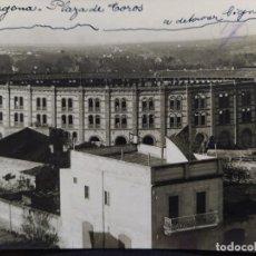 Postales: TARRAGONA-PLAZA DE TOROS-POSTAL FOTOGRAFICA ANTIGUA-(67.161). Lote 192835973
