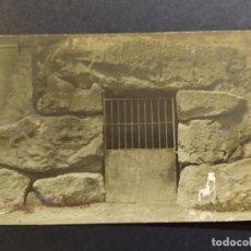 Postales: TARRAGONA-PUERTA CICLOPEA-POSTAL FOTOGRAFICA ANTIGUA-(67.163). Lote 192836082