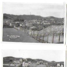 Postales: P-9984. PAREJA POSTALES SAN HILARIO SACALM . Nº 23 Y 30. FOTO VILAMALA. MEDIADOS S .XX.. Lote 192895116