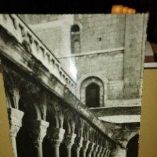 Postales: FOTO POSTAL SEO DE URGEL. Nº 982 CLAUSTRO DE LA CATEDRAL. VALENTI CLAVEROL. S/C. Lote 192904768
