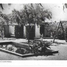 Postales: P-10001. POSTAL MATADEPERA, PISTA. . Lote 192968828