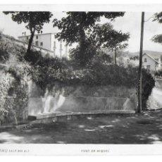 Postales: P-10010. POSTAL VILADRAU, FIONT DE MIQUEL. Nº6. . Lote 192976330