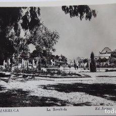Postales: P-9833. VENDRELL - COMARRUGA. LA ROSAÑLEDA. ED. GASSÓ. FOTOGRAFO R. GASSÓ. NO CIRCULADA.AÑOS 50.. Lote 193016035
