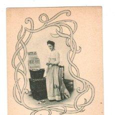 Postales: TARJETA POSTAL TIPOS CARACTERISTICOS. BARCELONA. Nº 7. J.E. PUIG, FOT. AÑO 1902. Lote 193216926