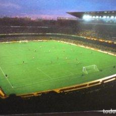 Postales: POSTAL FUTBOL ESTADIO F.C .BARCELONA. Lote 193287876