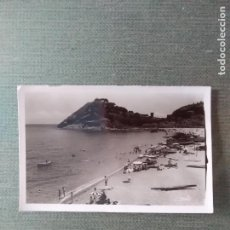 Postales: POSTAL TOSSA DEL MAR - COSTA BRAVA - PLAYA. Lote 193643236