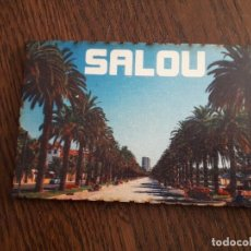 Postales: POSTAL DE MADERA DE SALOU.. Lote 194162957