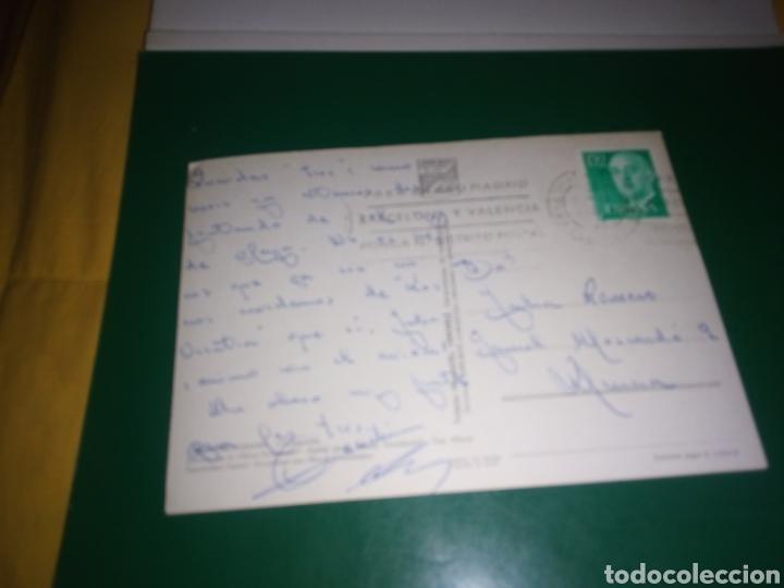Postales: Antigua postal de Torredembarra de Tarragona. Años 60 - Foto 2 - 194233647