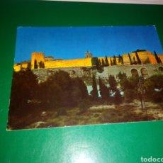 Postales: ANTIGUA POSTAL DE TARRAGONA. COSTA DORADA. MURALLA IBERO ROMANA. AÑOS 60. Lote 194235702