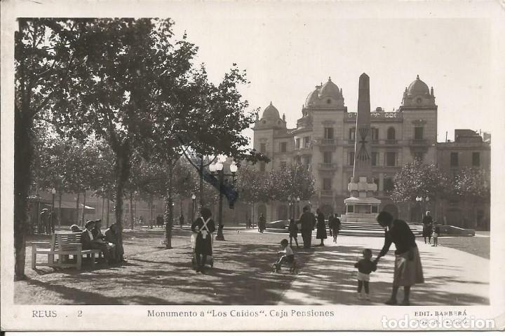 REUS-TARRAGONA (Postales - España - Cataluña Moderna (desde 1940))