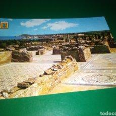 Postales: ANTIGUA POSTAL DE LA ESCALA. COSTA BRAVA. AÑOS 60. Lote 194236496
