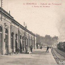Postales: VENDRELL-TARRAGONA. Lote 194236518