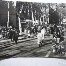 Postales: POSTAL BARCELONA RAMBLA FLORES CIRCULADA CM. Lote 194243438