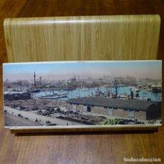 Postales: GRAN POSTAL DE BARCELONA.PUERTO.. Lote 194249755