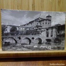 Postales: POSTAL DE VICH PUENTE ROMÁNICO Y CATEDRAL.7.GARCIA GARRABELLA.. Lote 194253097