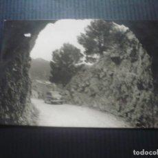Postales: BALNEARIO DE CARDÓ-VISTA DESDE EL TUNEL. Lote 194263512
