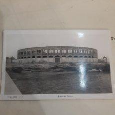 Postales: CASTELLÓN VINAROZ PLAZA TOROS. Lote 194263780