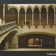 Postales: POSTAL SIN CIRCULAR - PALACIO DE LA DIPUTACION DE BARCELONA 1732 - EDITA ESCUDO DE ORO. Lote 194264022