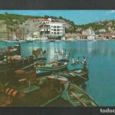Postales: POSTAL CIRCULADA - ARENYS DE MAR - PUERTO - EDITA CAMPAÑA. Lote 194264305