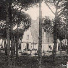 Postales: CALDETAS. 25 TIRO DE PICHÓN. MERCERIA VILAR. Lote 194280546