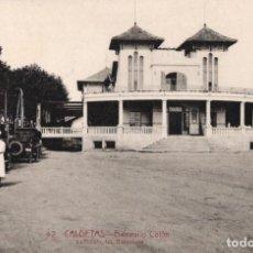 Postales: CALDETAS. 42 BALNEARIO COLÓN. ROISIN. Lote 194280633