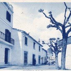 Postales: CALDETAS CALLE MAYOR. ROISIN. Lote 194280743