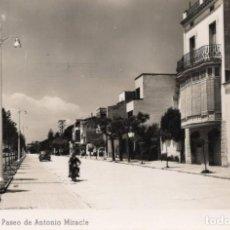 Postales: CALDETAS. 39 PASEO ANTONIO MIRACLE. VILAR. Lote 194284573