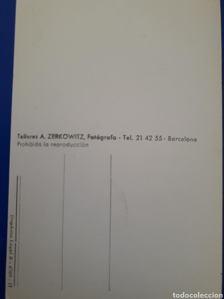 Postales: Antigua postal de Barcelona sagrada familia - Foto 2 - 194289023