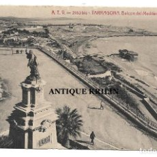 Postales: TARRAGONA Nº 2180 BIS , BALCON DEL MEDITERRANEO .- EDICION A.T.V.. Lote 194304240