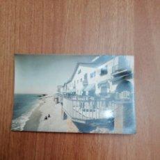 Postales: POSTAL SAN POL DE MAR CHALETS CIRCULADA. Lote 194309041