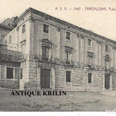Postales: TARRAGONA Nº 2167 PALACIO ARZOBISPAL .- EDICION A.T.V.. Lote 194309193