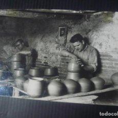 Postales: BREDA-FABRICACIÓN DE CERÁMICA. Lote 194313483