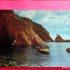 Postales: POSTAL - PALAMÓS - GIRONA - COSTA BRAVA - SERIE II Nº 2119 - LA FORADADA DE CASTELL. Lote 194336464
