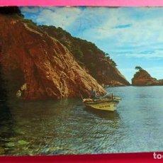 Postales: POSTAL - PALAMÓS - GIRONA - COSTA BRAVA - SERIE II Nº 2119 - LA FORADADA DE CASTELL. Lote 194336528