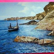 Postales: POSTAL - PALAMÓS - GIRONA - COSTA BRAVA - SERIE II Nº 2120 - CALA MARGARIDA. Lote 194336732