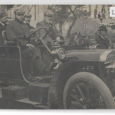 Postales: BARCELONA - AUTOMÓVIL - RABASSADA - TIBIDABO - P27088. Lote 194355163