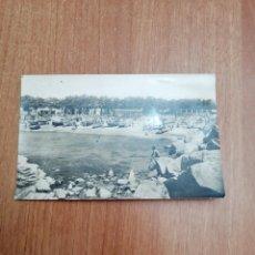 Postales: POSTAL VILASAR DE MAR PLAYA CIRCULADA. Lote 194360791