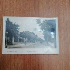Postales: POSTAL VILASAR DE MAR AVENIDA DE COLON CIRCULADA. Lote 194360880