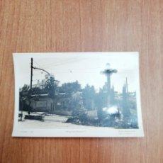 Postales: POSTAL TIANA FONT DEL RUNYO ESCRITA. Lote 194360947