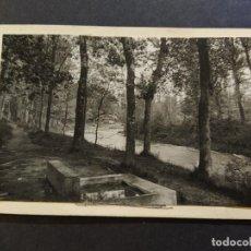 Postales: TORELLO-CAMI DE LA FONT SANTA-FOTO PEGADA-ARCHIVO ROISIN-POSTAL PROTOTIPO-(67.727). Lote 194519046