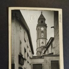 Postales: TORELLO-CAMPANAR DE L'ESGLESIA-FOTO PEGADA-ARCHIVO ROISIN-POSTAL PROTOTIPO-(67.728). Lote 194519140