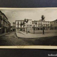 Postales: TORELLO-PLAÇA DE CATALUNYA-FOTO PEGADA-ARCHIVO ROISIN-POSTAL PROTOTIPO-(67.729). Lote 194519182