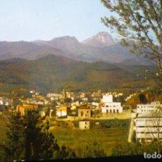 Postales: POSTAL ARBUCIAS.- GENERAL Y LAS AGUDAS.-CIRCULADA. Lote 194541216