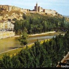 Postales: POSTAL BALAGUER -RIO SEGRE.-CALLE PUENTE Y STO.CRISTO. Lote 194541262